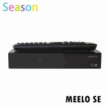 Original Meelo+ se same as VU SOLO 2 SE Software Twin tuner Satellite Receiver Linux 1300 MHz CPU Mini Vu solo2 SE free shipping