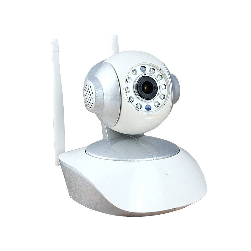 Free Shipping Wireless IP Cam Pan Tilt Wifi IP Surveillance Security Cameras IP Camera Recorder S5330-T(China (Mainland))