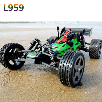 60km/h RC Car  Original Wltoys L959 Wireless 1:12 Scale Remote Control RC Cross Country Racing Car high speed  vs wltoys l202<br><br>Aliexpress