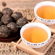 100g Yunnan puer tea 2014 handmade beads Pu er tea Tuocha premium mini cooked tea Puerh