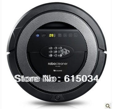 (Free To Australia) 2014 New Coming Robot Vacuum Cleaner with 2 Rolling brush by triangle allocation(China (Mainland))