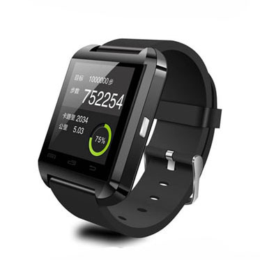 Bluetooth Smart Wristwatch U8 Plus Sport Watch Anti-lost Phone Watch Support Android & IOS Systems Health Wearable Devices