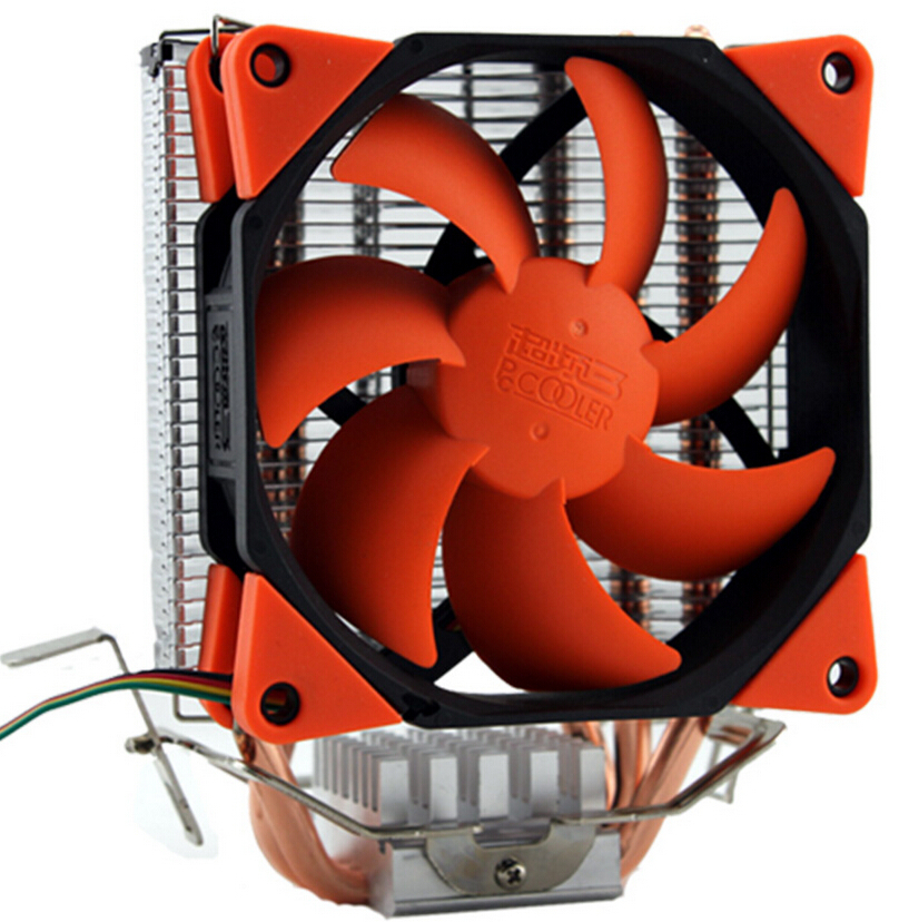 Butterfly network version 3 heat pipe design of intelligent temperature control of rubber shock-absorbing fan platform<br><br>Aliexpress