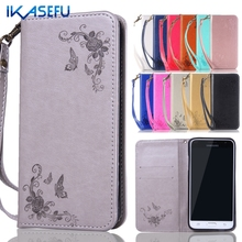 Buy Luxury Wallet Leather Case Cover Samsung Galaxy J3 Pro J3 J5 J2 J510 J1 Ace J5 Prime J710 C5 Grand Prime G530 Core G360 for $3.29 in AliExpress store