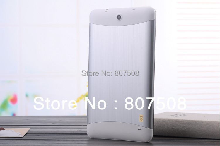 7 Android 4 4 Tablet PC Phablet Dual Core built in Dual 3G SIM card slot