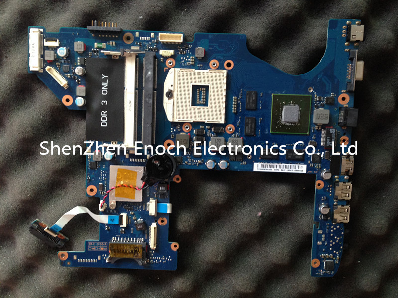 For Samsung RC530 RC730 Non-integrated Laptop Motherboard BA41-01684A BA92-08557A Mainboard 100%tested 60 days warranty(China (Mainland))