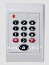 Buy Free DHL,rfid reader, proximity IC Keypad reader, IC card, wiegand26,suit Access Control sn:B05,min:20pcs for $320.00 in AliExpress store