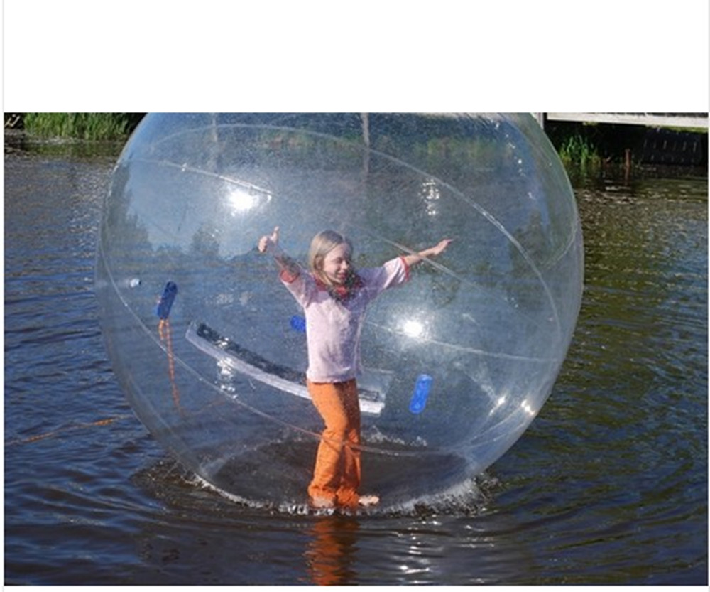 Фотография 1.5m Inflatable Water Walking Ball Dance Ball for child