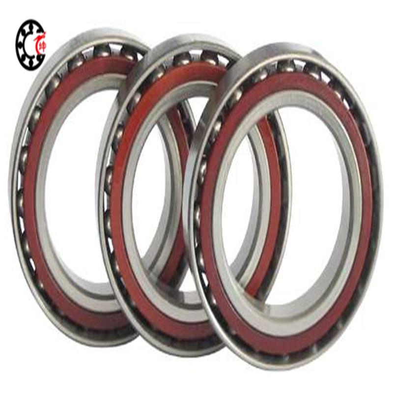 Фотография 32.3mm diameter Angular contact ball bearing,RAH 3080 32.3mmX136mmX132.9mm ABEC-1 Machine tool ,Differentials