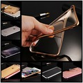 Royal Luxury style Plating Gilded TPU Phone Case For Apple iPhone 6 6S 4.7 / 6 6S Plus 5.5 inch silicone soft Back Case Cover
