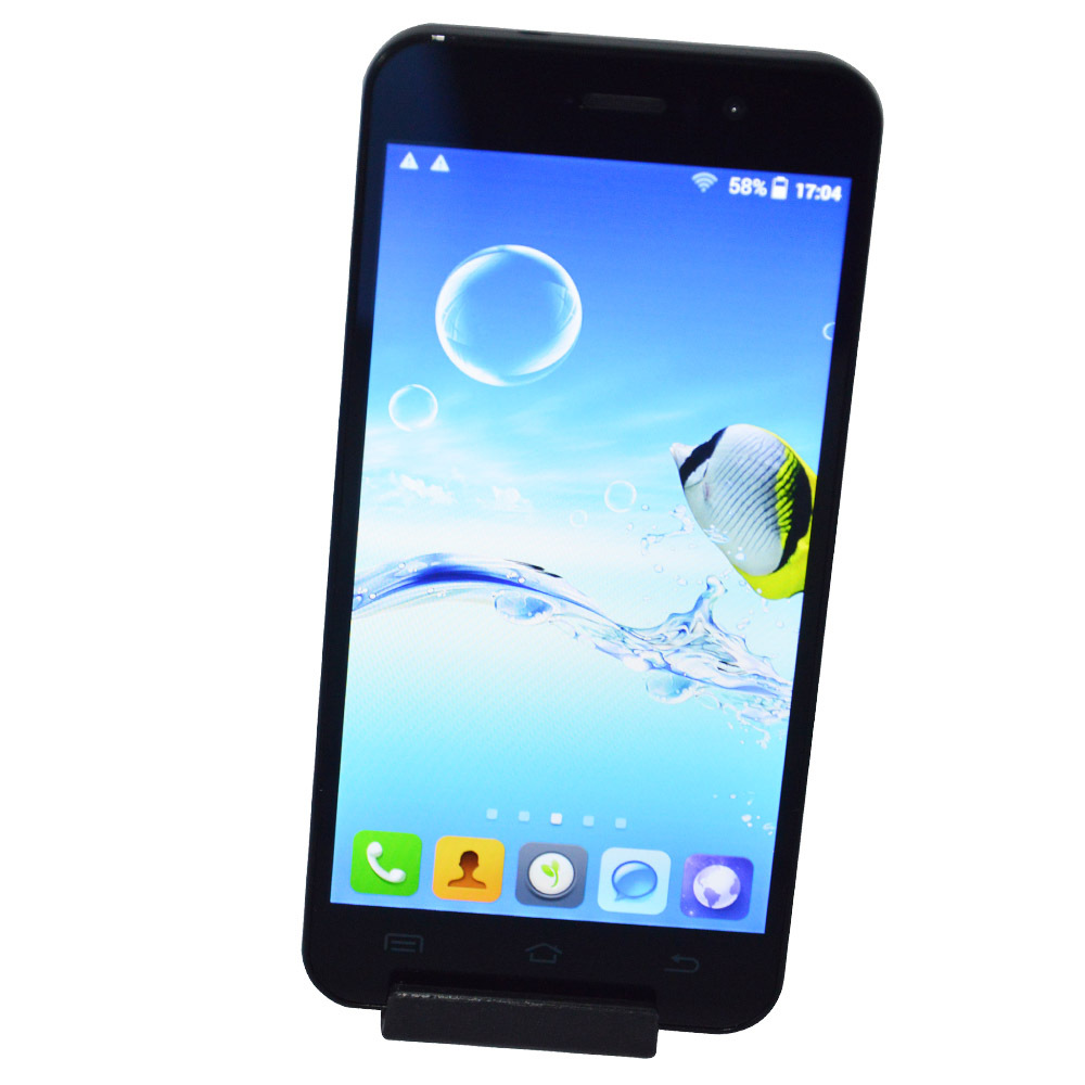 JIAYU G4S 4.7 Inch IPS Screen MTK6592 Android 4.2 Phone black white G4 Octa Core Original phone Tempered glass gift - Bloomberg Mikki store