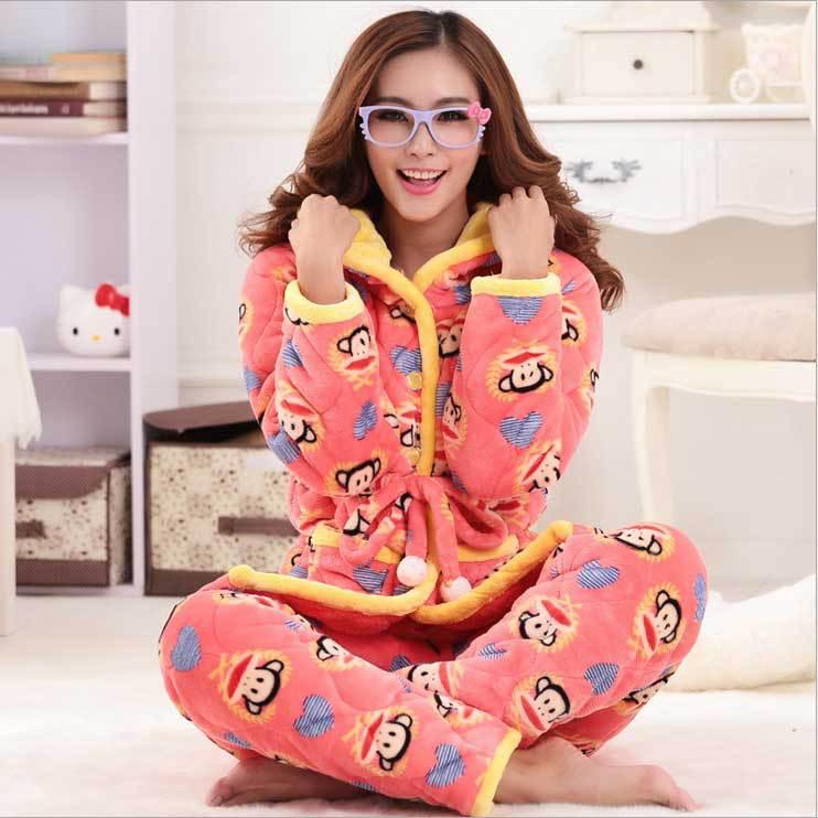 Achetez en gros pyjama en polaire en ligne des grossistes pyjama en polaire chinois for Pyjama femme chaud