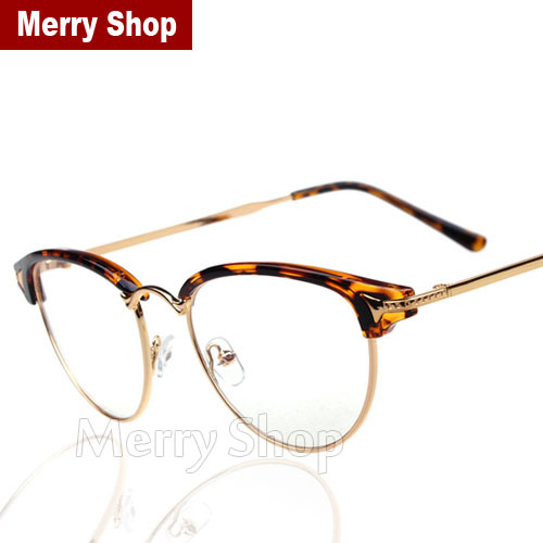 Clear Fashion Glasses For Men Men Glasses Retro Fashion