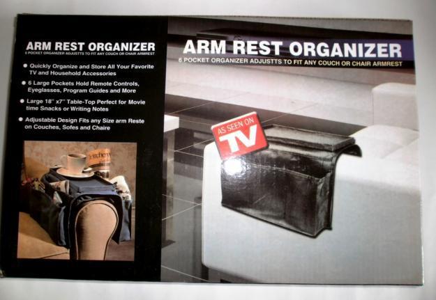 New Fashion Sofa arm rest organizer Family Storage Bags Storage box Pocket Oranizer(140417)(China (Mainland))