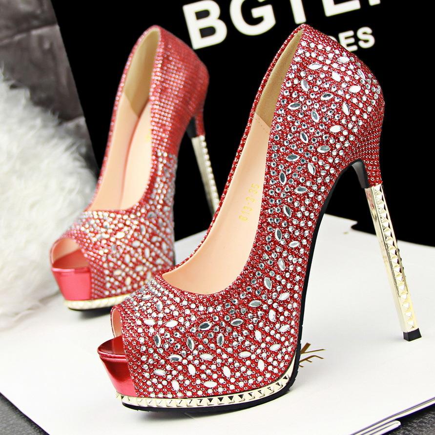 6 High Heel Shoes