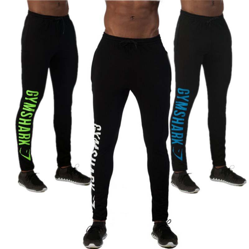 2016 Gym Sport Pants Men Brand Gymshark Training Running ...