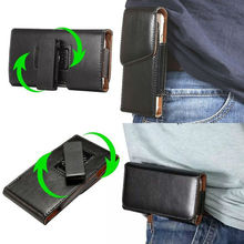 Buy 5.2-5.7 inch Belt Clip Holster 360 Rotatio PU Leather pouch Case cover Elephone M2 5.5 inch Business Men Phone Bags for $5.94 in AliExpress store