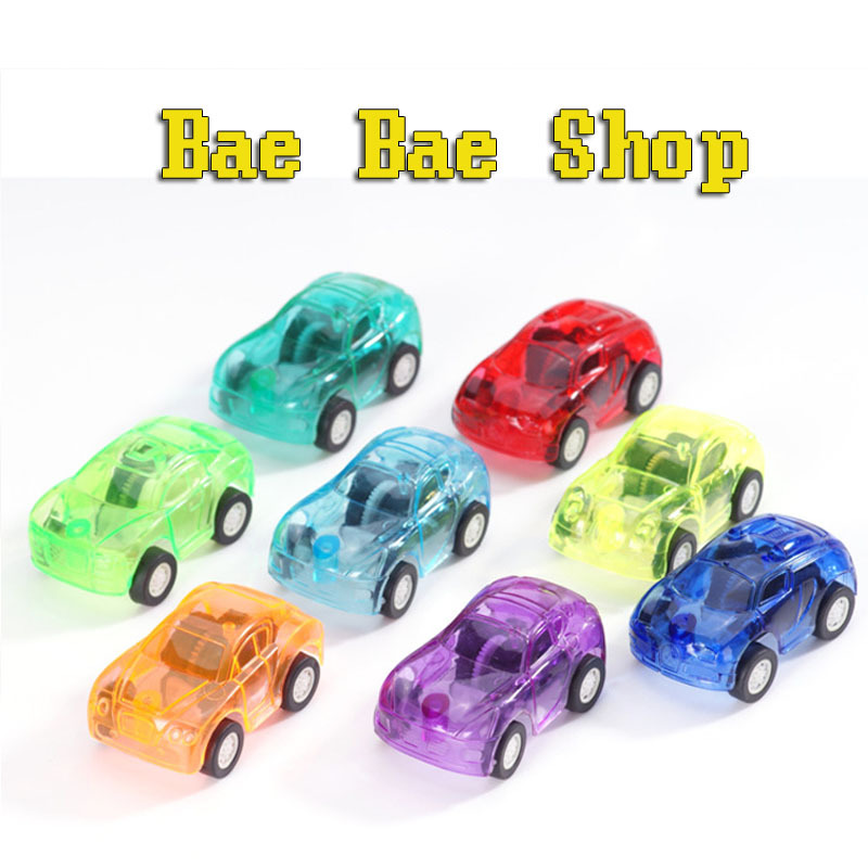 3Pcs/Set Best Gift Candy Color Plastic Cute Toy Cars for Child hot wheels Mini Car Model Kids Toys for Boys Juguetes(China (Mainland))