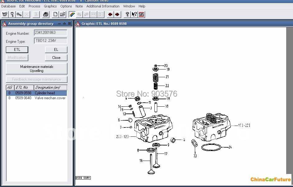Механический тестер Deutz Serpic 2011 бу двигатель deutz tcd 2013l04