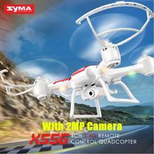 2016 NEW Original Syma X55G 2.4G 4CH 6 Axis Remote Control Quadcopter Drone with HD Camera 360 Degree Flip Stunts