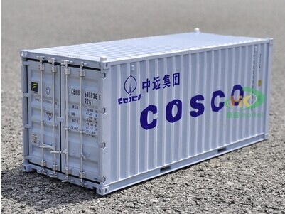 2015 New fashion container model gift office decoration COSCO shipping line model direct factory selling free shipping(China (Mainland))