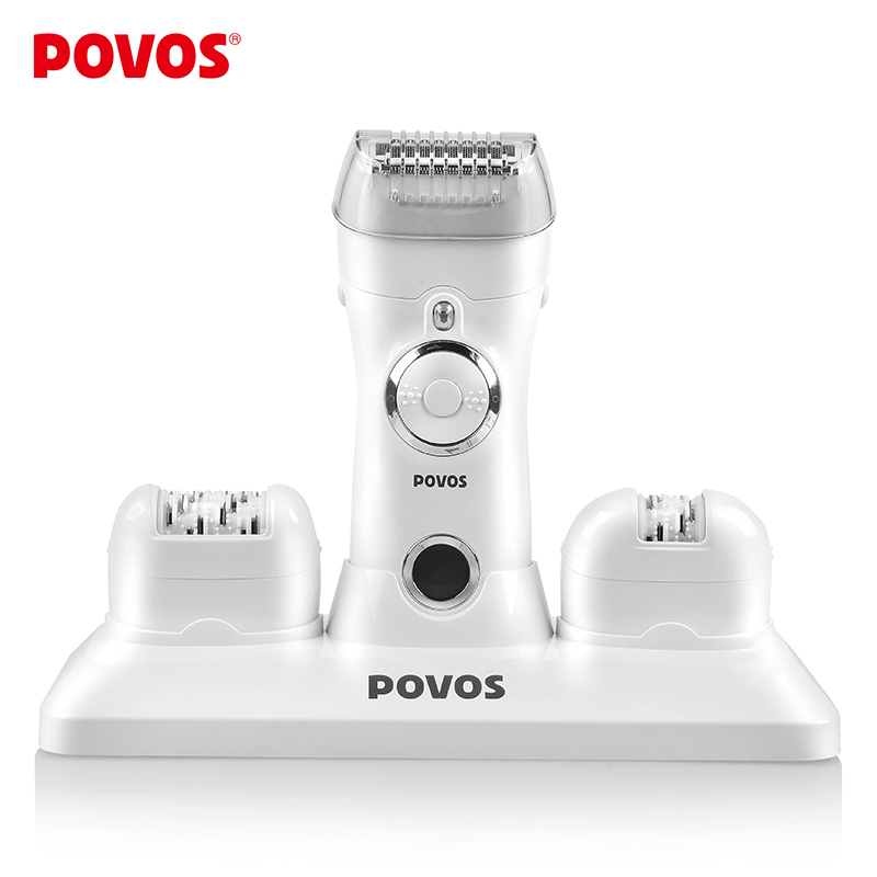 POVOS Lady Shaving Bikini Heads Waterproof Lady Electric Shaver 3 Replacement Heads Epilator PR9000(China (Mainland))