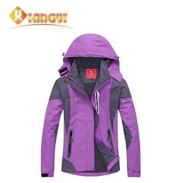 Women softshell jacket fishing mammoth jacket ski suit waterproof outdoor climbing clothes 2015 hiking chaquetas(China (Mainland))