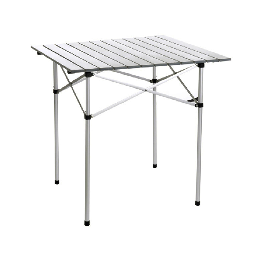 Гаджет  Best Quality Top Sale Portable Aluminum Camping Folding Table Outdoor Picnic Table Desk Garden Table Free Shipping None Мебель