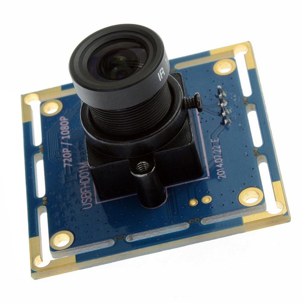 MJPEG high frame rate ov2710 1080p 2mp module cmos usb micro camera ELP-USBFHD01M-L36