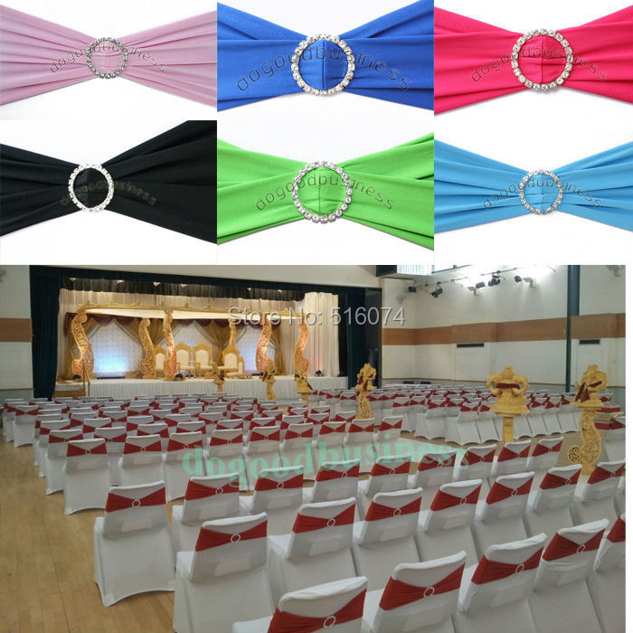 Band /chair Covers Sash