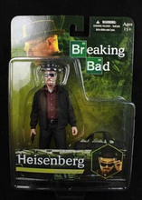 Fast Shipping Anime Breaking Bad Heisenberg Walter White Action Figures PVC brinquedos Collection Figures toys with Retail box