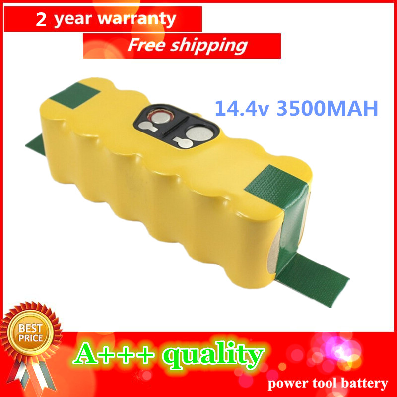 3500mAh High Quality New Battery Pack for iRobot Roomba 560 530 510 562 550 570 500 581 610 770 760 780 790 880 Battery Robotics(China (Mainland))