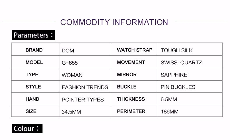 DOM2016 Роскошные Женщины Кварцевые Водонепроницаемые Часы Montre Femme Де Марка Мода Повседневная Elojes Роскошный Кожаный Часы Из Розового Золота Женщина