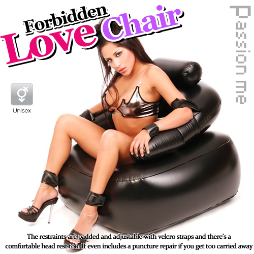 Passionate sex sofa chair furniture for couples sex bed to make love with free inflator pump sex toys love sex chair(China (Mainland))