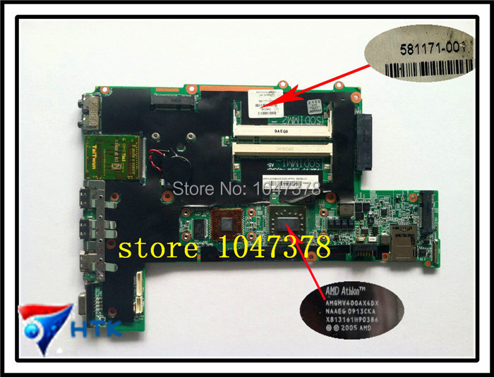 Wholesale  DM3 Notebook computer Motherboard, 581171-001 582566-001 100% Work Perfect<br><br>Aliexpress