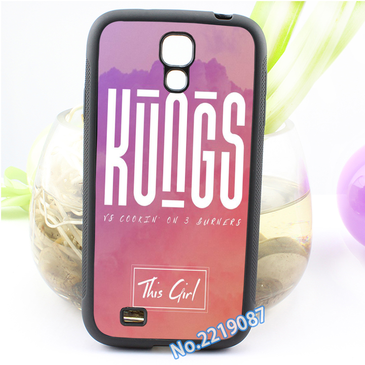 Kungs vs. Cookin on 3 Burners - This Girl cell phone case cover for Samsung Galaxy S3 S4 S5 S6 S7 NOTE 2 / 3 / 4 #qp153(China (Mainland))