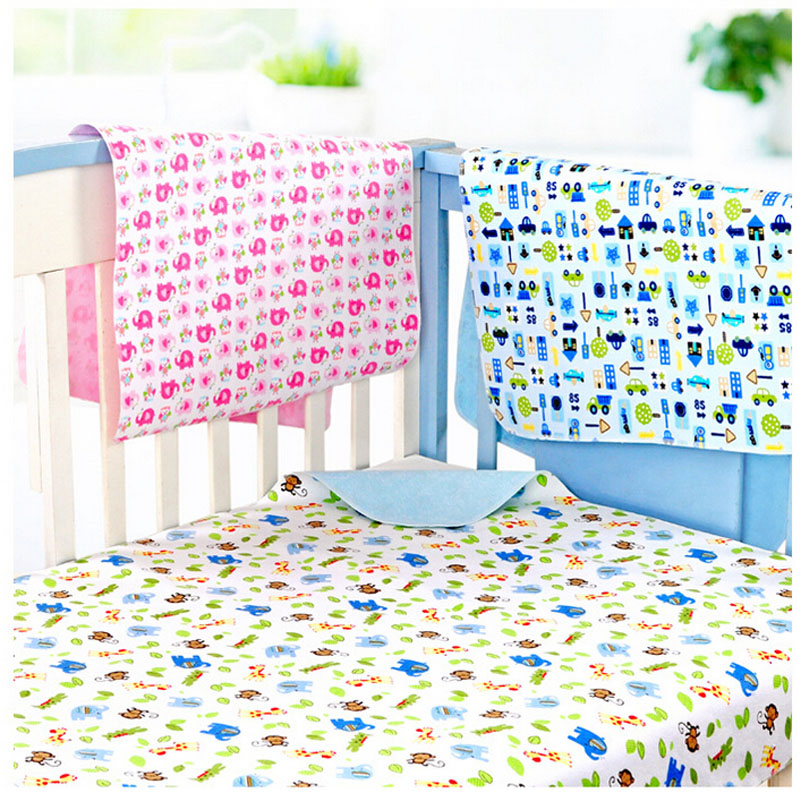 Changing Table Pads S M Size Bamboo Washable Waterproof Changing Mat Reusable Baby Mattress Stroller Pad Changing Table(China (Mainland))
