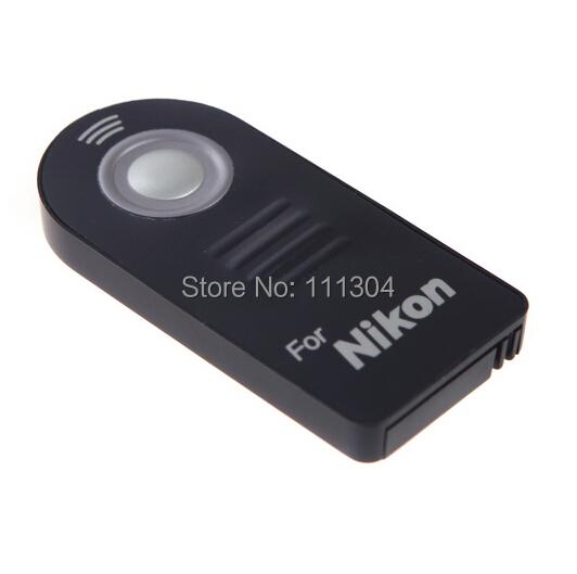 free shipping ML L3 Remote Control For Nikon D7000 D5100 D5000 D3000 D90 D70 D60 D40
