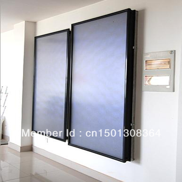2050x1050x 95 mm flat plate solar collector with SRCC Solar Keymark CE CCC ISO(China (Mainland))