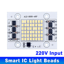 Buy DIY LED SMD Bulb Lamp 20W 30W 50W Light Chip 230V Input Directly Smart IC Fit DIY LED FloodLight Cold White Warm White for $1.80 in AliExpress store