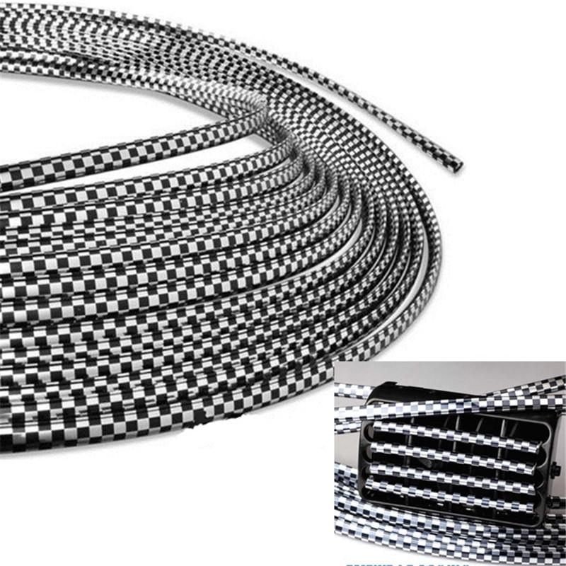 Popular chrome grill guard buy cheap chrome grill guard - Pare vent interieur decoration ...