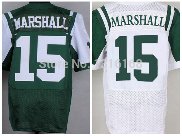 American Percy Harvin Football Jerseys #15 New York Men's Home Green Road Away White Harvin Jersey Cheap Rugby Sport Jerseys(China (Mainland))