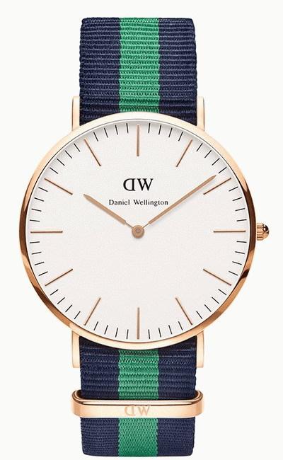 2015 new Women Fashion Brand Daniel Wellington Watch Luxury DW Watches Women Pink Nylon Strap Popular Military Quartz Wristwatch(China (Mainland))
