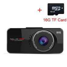Original Anytek At66 Car DVR Novatek96650 1920x1080P hd Camera 170 Degree Night Vision WDR G-Sensor External GPS Tracker(China (Mainland))