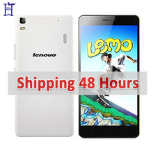 "Original Lenovo K3 Note K50 Android 5.1 Unlock Mobile Phone 1920x1080 MTK6752 Octa Core Dual SIM 4G FDD LTE 5.5""GPS 13.0MP(Hong Kong)"