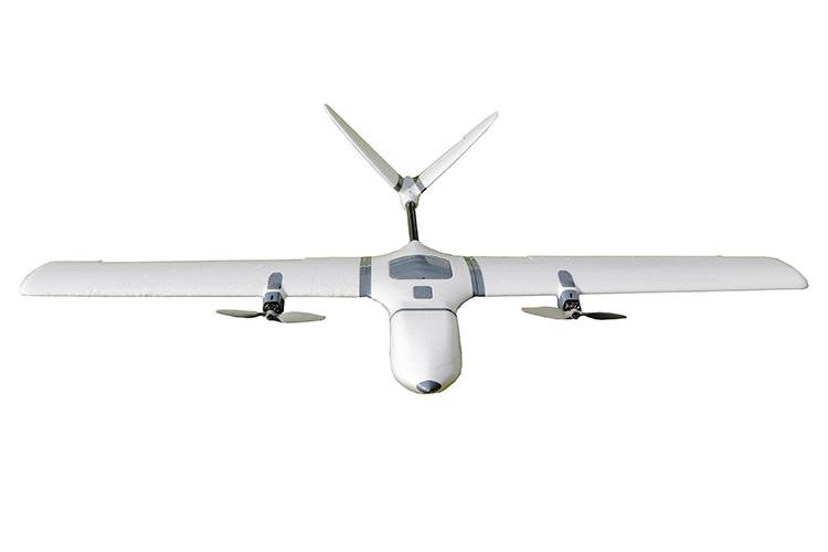 MyFlyDream MFD Nimbus 1800 дальний Радиоуправляемый FPV Самолет только набор новая версия EPO Big 3