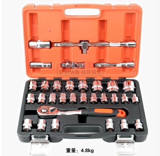 32 sleeve combination ratchet wrench repair kit car insurance rationale lorry Home Hardware Kits(China (Mainland))