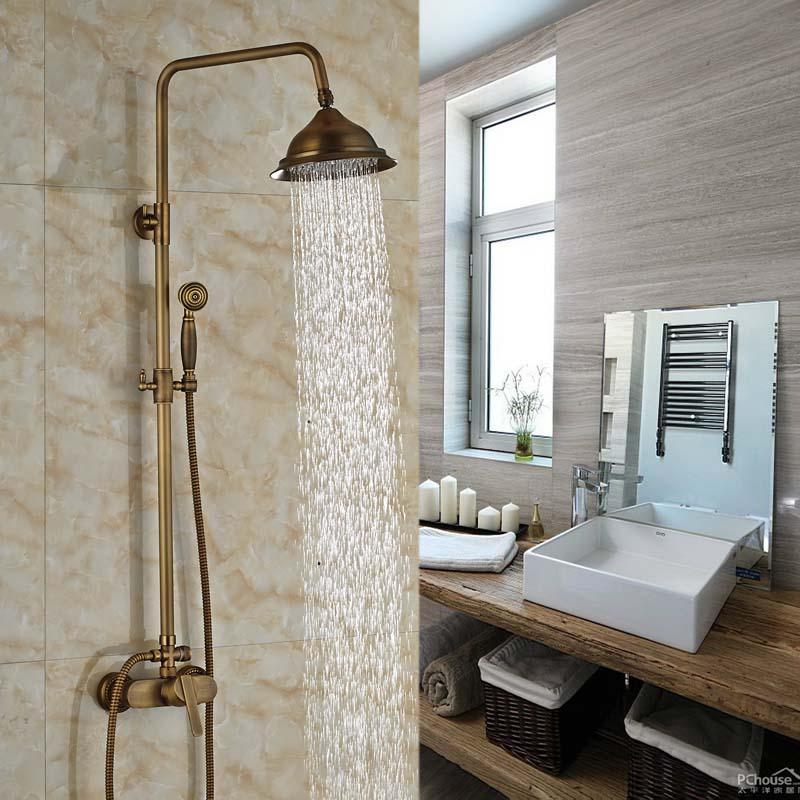Grifos de la ducha al aire libre de alta calidad compra for Manija para ducha