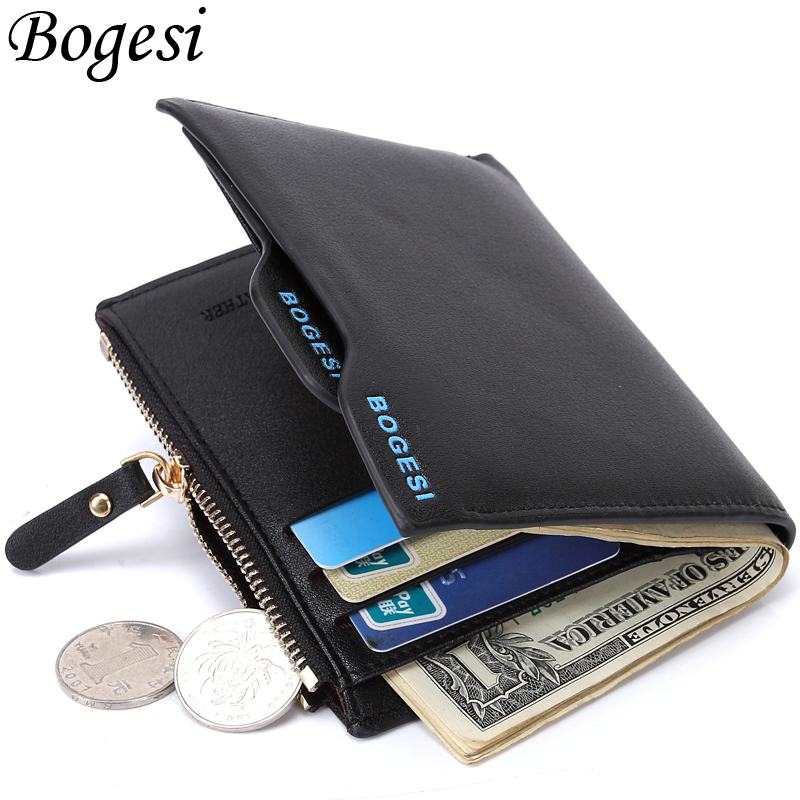 with Coin Bag zipper new 2017 men wallets famous brand mens wallet male money purses Wallets New Design Top Men Wallet 836(China (Mainland))