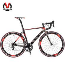 18/20/22 Speed, 700C*23C, Carbon Fiber, Super Light, V Brake, Road Bike.(China (Mainland))